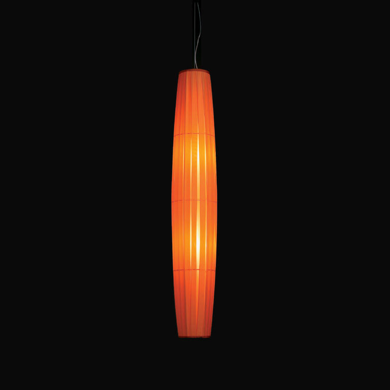 H253 - Colonne Suspension orange