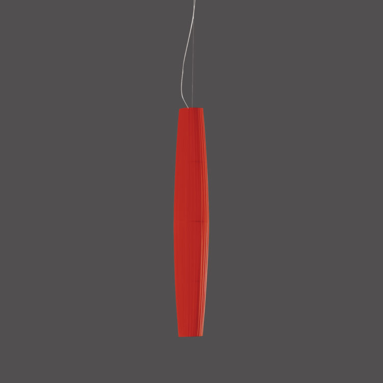 H254 - Colonne Suspension rouge