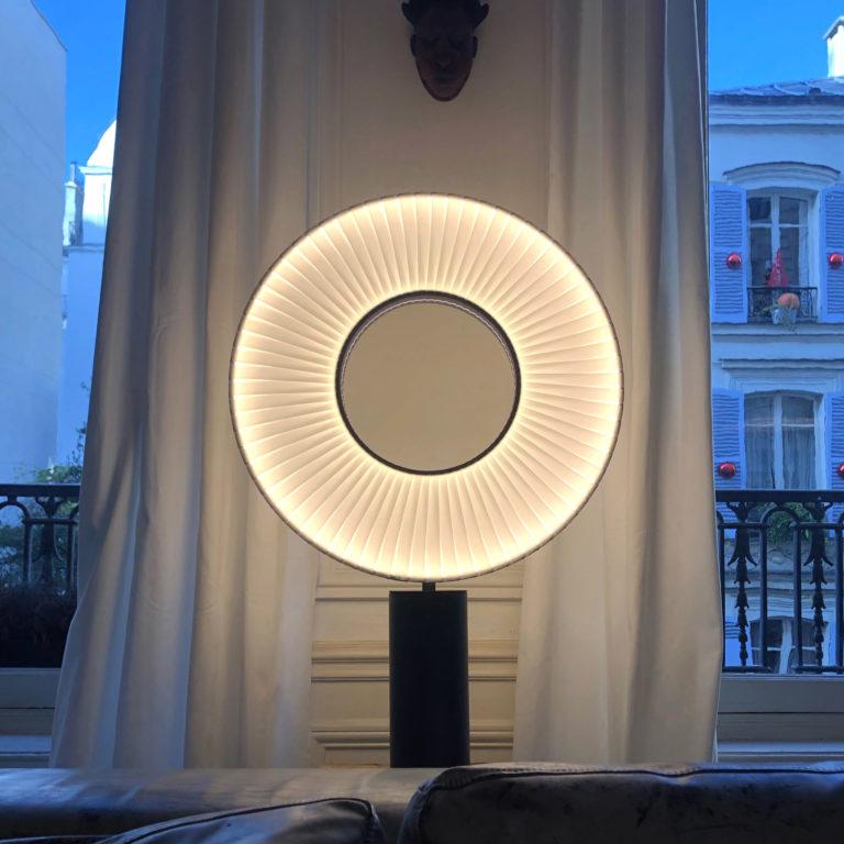 H626_IRIS Lampe a poser