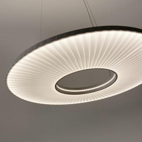 IRIS 70 - Suspension Horizontale - H682 - Design Fabrice BERRUX