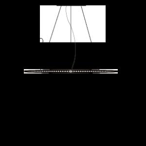 H687 - Suspension IRIS 120