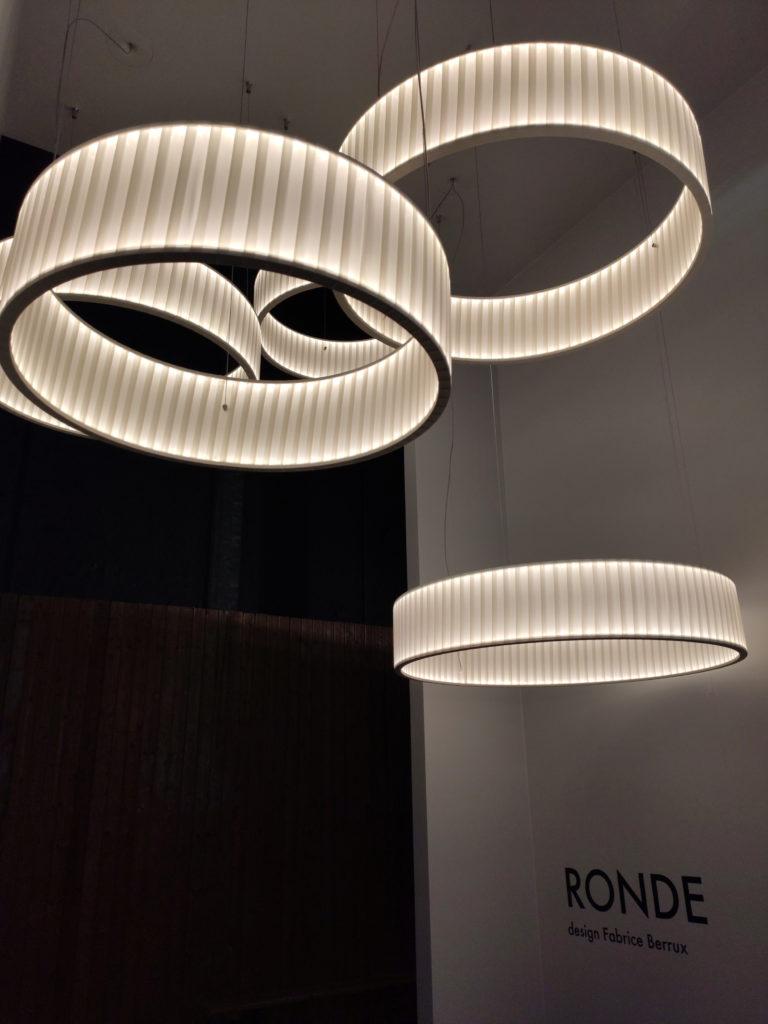 Suspensions RONDE - Stand dix heures dix @ MaisonObjet Paris 2020