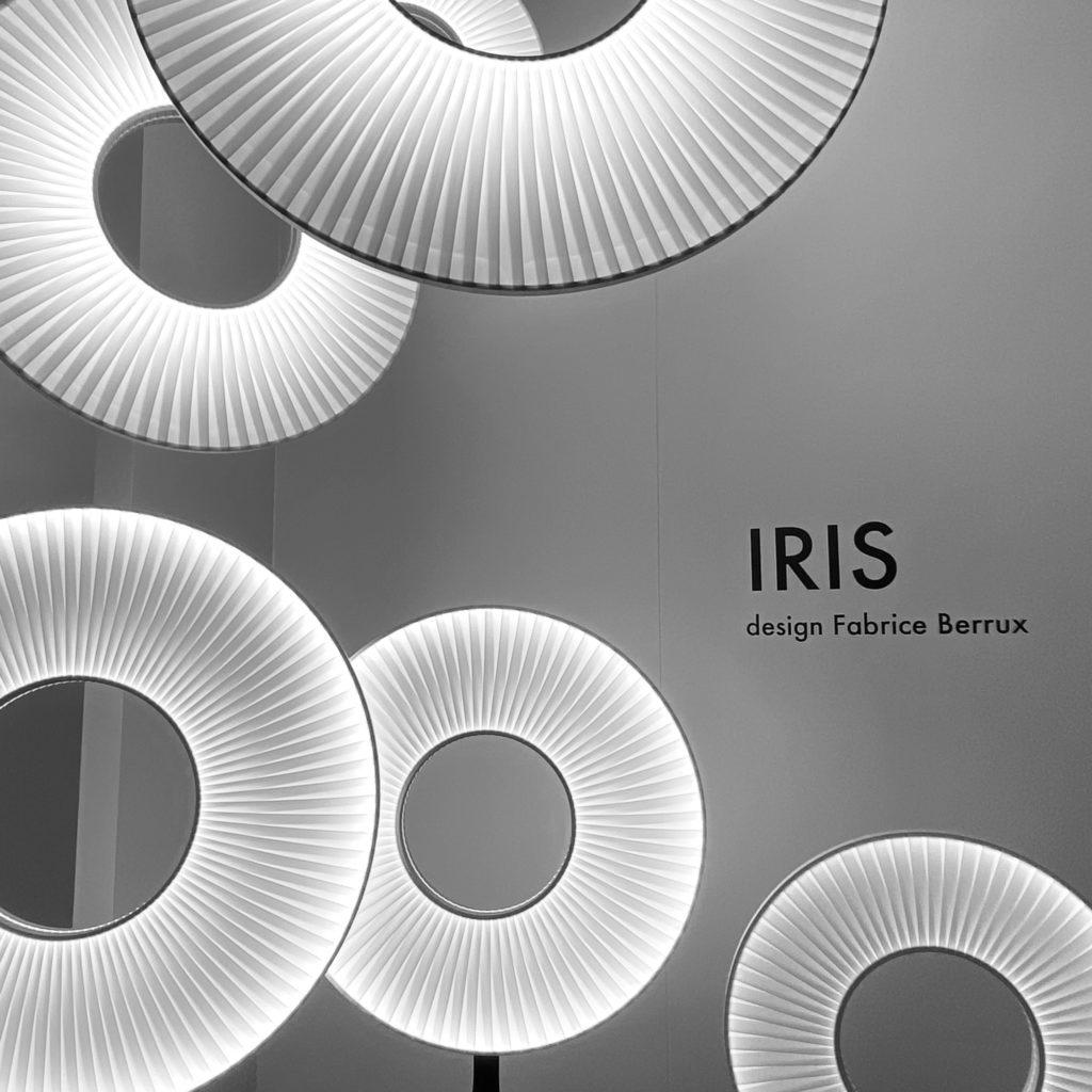 Collecton IRIS - Stand dix heures dix @ MaisonObjet Paris 2020