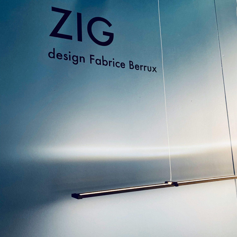 Suspension ZIG - Stand dix heures dix @ MaisonObjet Paris 2020