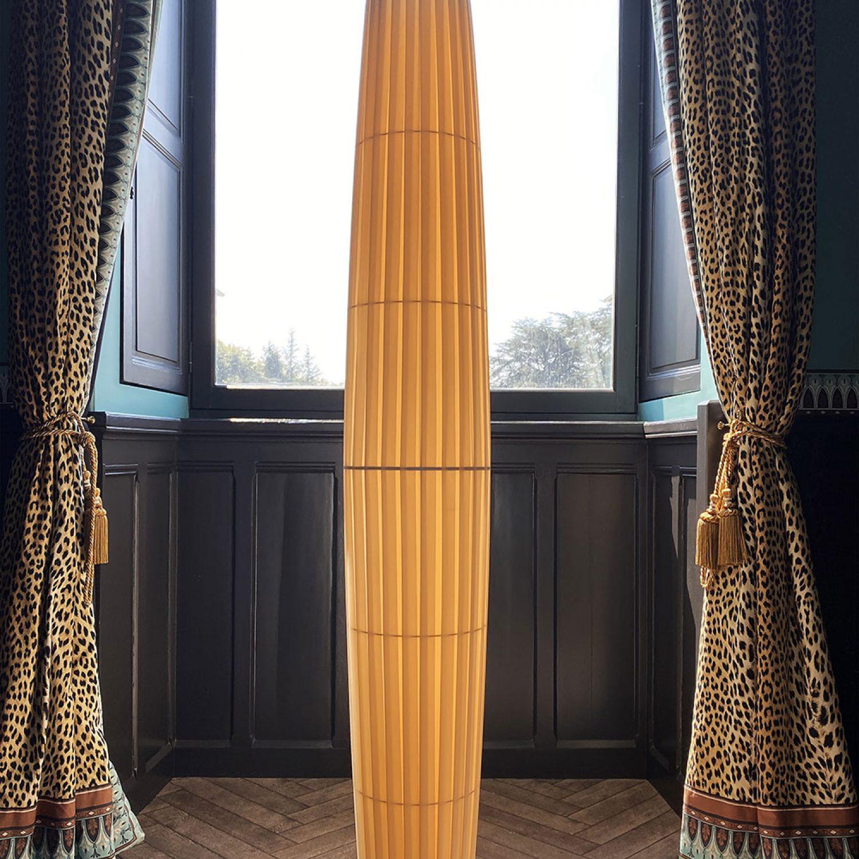 Lampadaire COLONNE LED ref.H160 - Design Fabrice Berrux