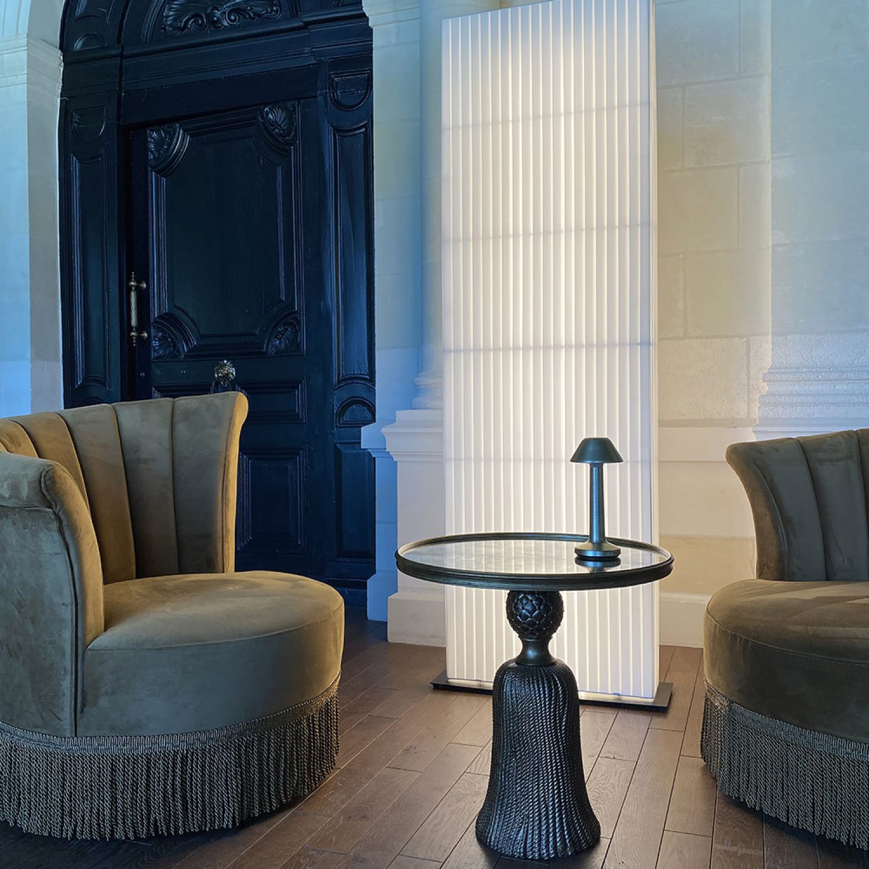 Lampadaire PARAVENT LED ref.H188 - Design Fabrice Berrux