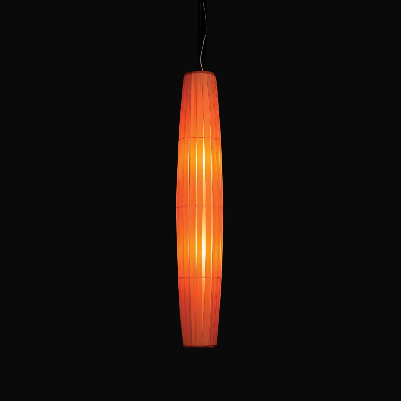 H253 - Colonne Suspension orange
