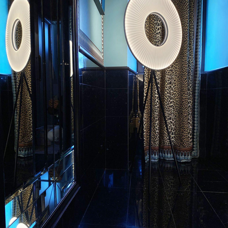 Lampadaire IRIS 60 ref.H591 - Design Fabrice Berrux