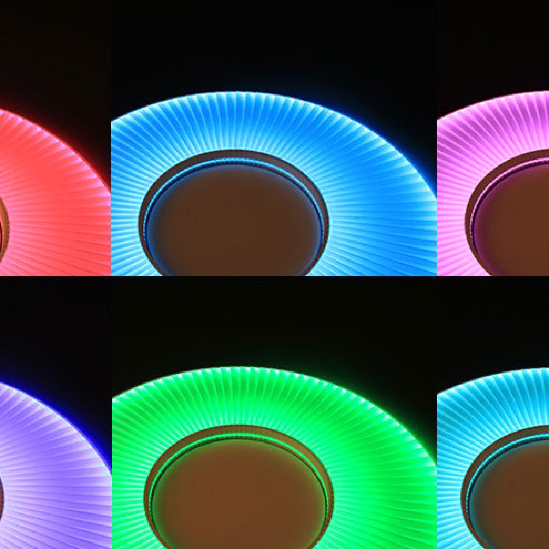 Applique IRIS H619 RGBW