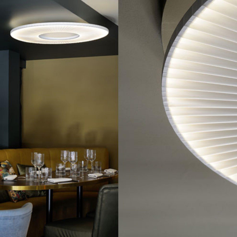 Applique IRIS H621 - Restaurant BIANCA - ®_Studio_Erick_Saillet