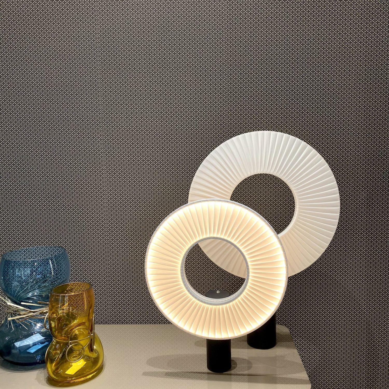 H625 et H626 IRIS Lampes a poser