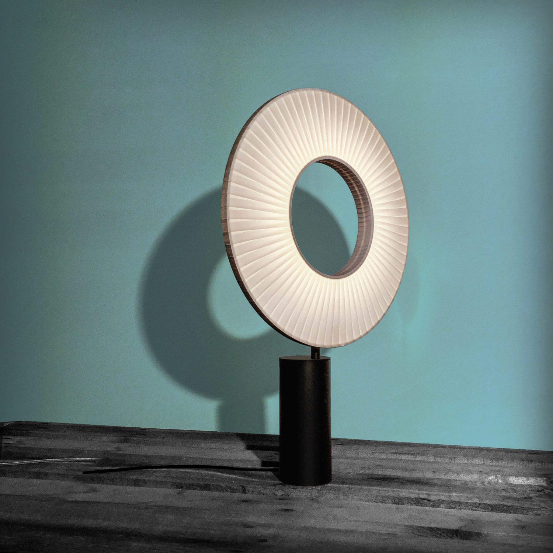 Lampe à poser IRIS - H626