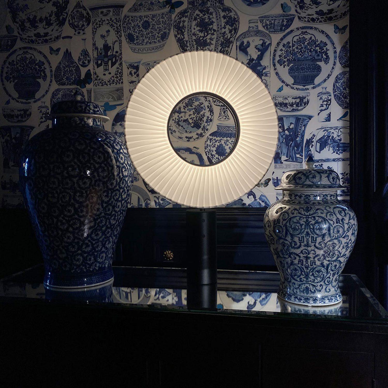 Lampe à Poser IRIS 50 ref.H626 - Design Fabrice Berrux