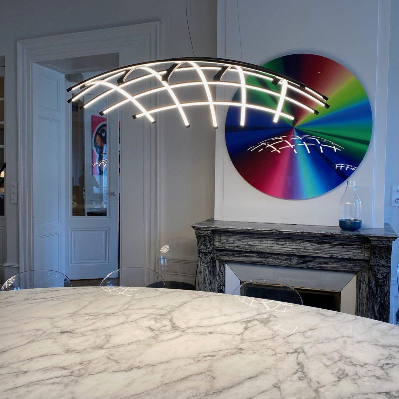 Suspension CELESTE H648 - Design Fabrice BERRUX