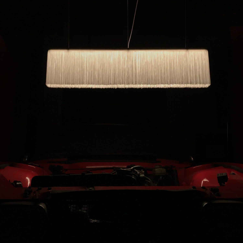 H656 suspension CHARLESTON - Design Fabrice BERRUX
