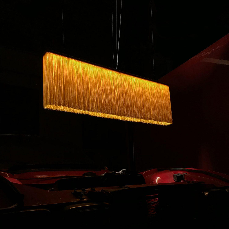 H657 suspension CHARLESTON - Design Fabrice BERRUX @ CNVA