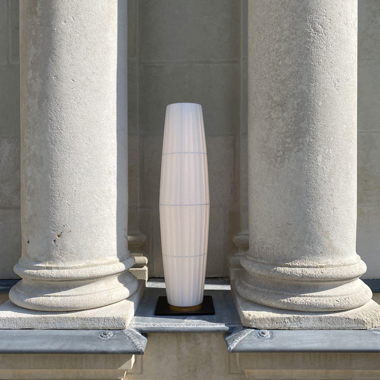 Lampe à Poser COLONNE LED H680 - Design Fabrice Berrux