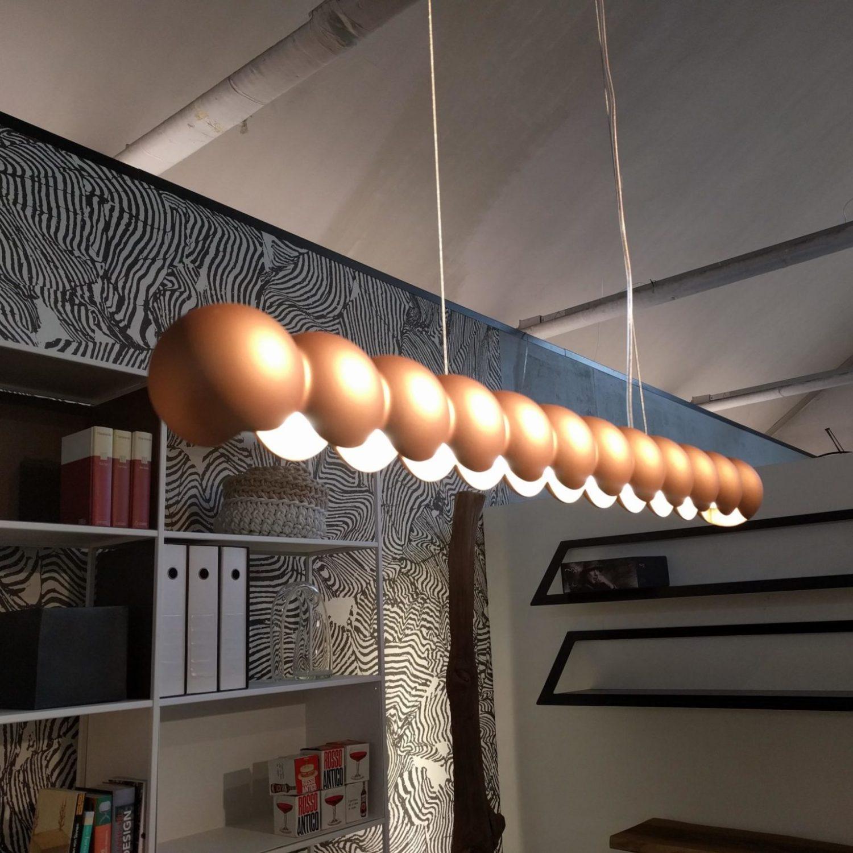 Suspension perles H706