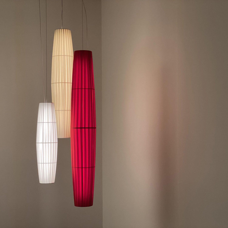 Suspensions COLONNE LED - H672-H673-H674