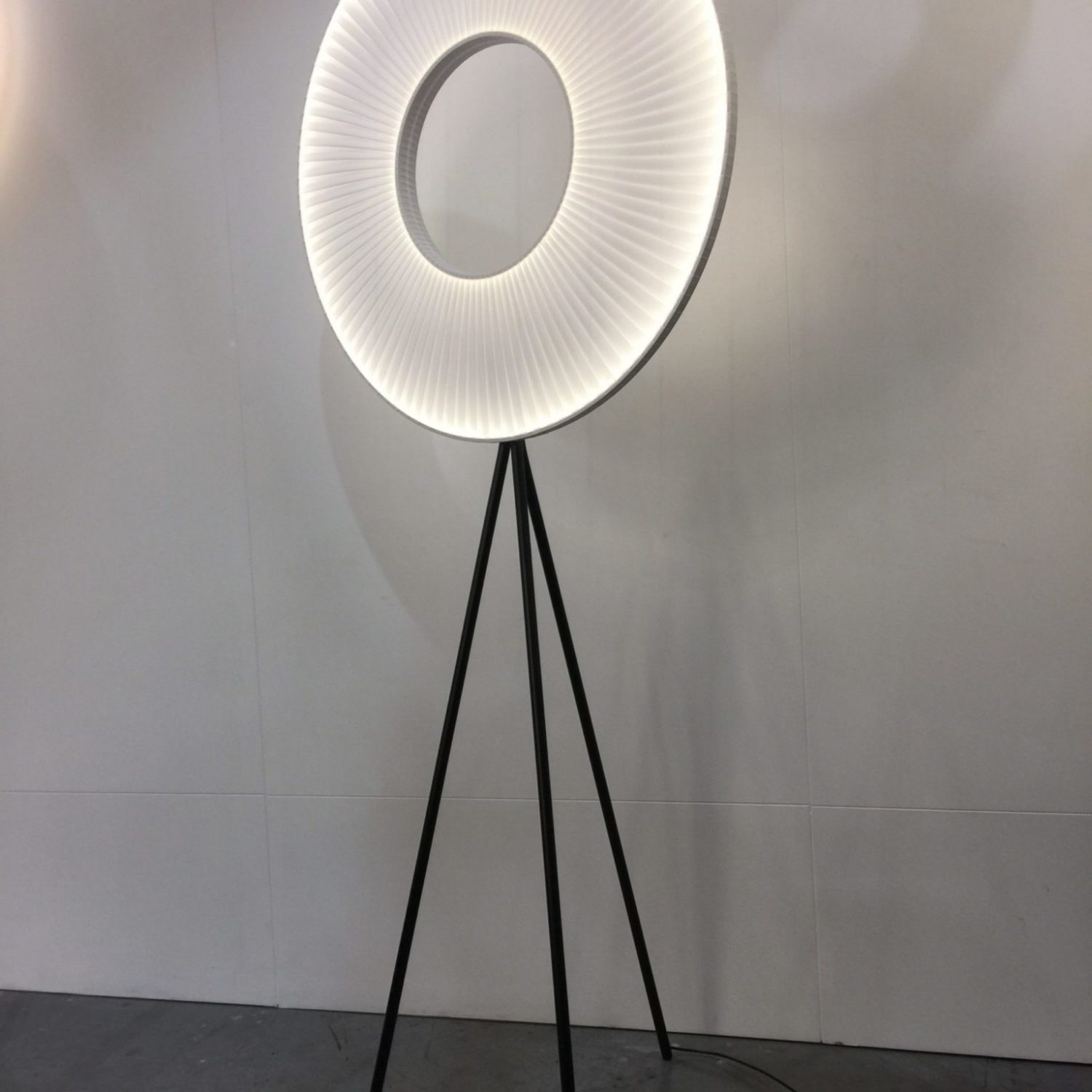 Lampadaire H590 by Fabrice BERRUX