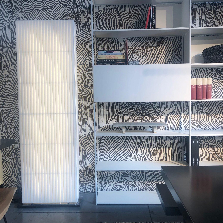 H188 PARAVENT LED - show room Milan