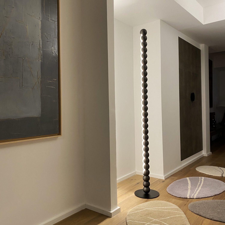 Lampadaire PERLES H700 - Design Fabrice BERRUX pour dix heures dix