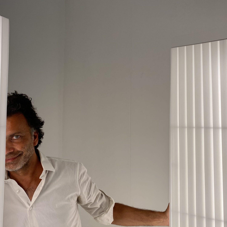 Paravent LED- Design by Fabrice Berrux